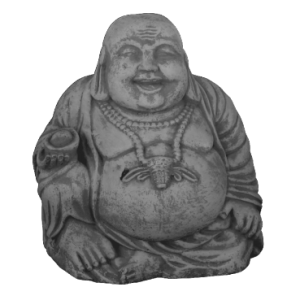 Ornamental Buddha Statue