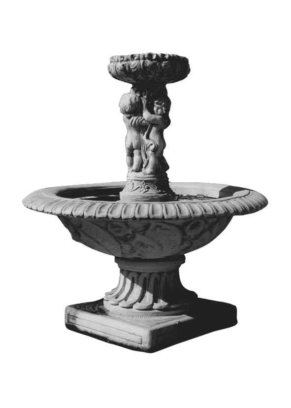 peppino water feature 436